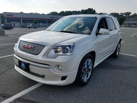 2011 GMC Acadia for sale at B&B Auto LLC in Union NJ