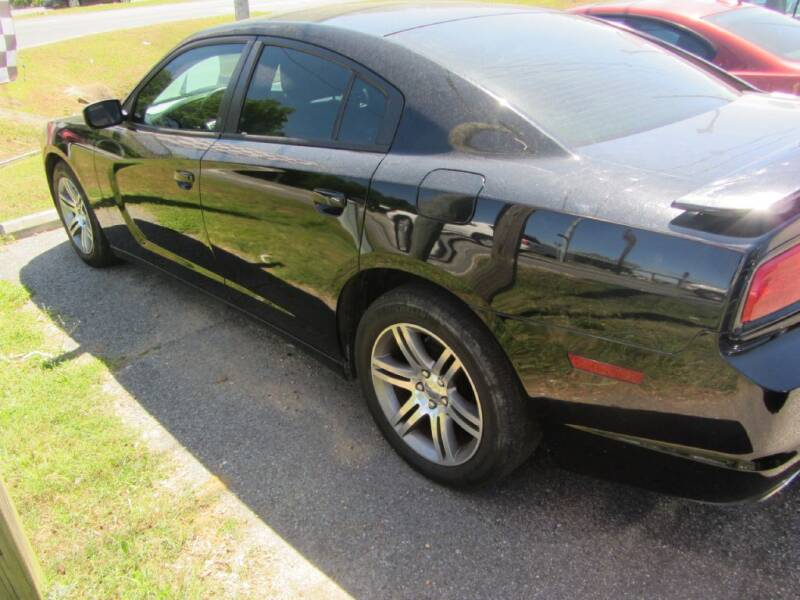 2013 Dodge Charger for sale at Colvin Auto Sales in Tuscaloosa AL