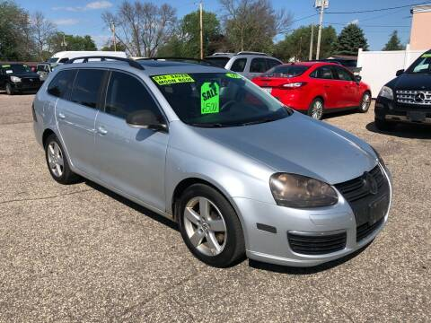 2009 Volkswagen Jetta for sale at River Motors in Portage WI