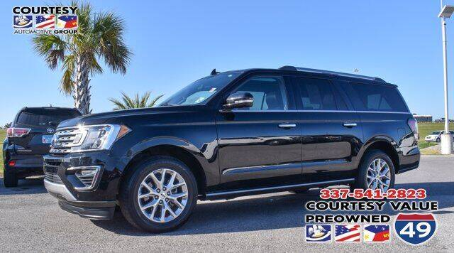 2018 Ford Expedition MAX for sale at Courtesy Value Pre-Owned I-49 in Lafayette LA
