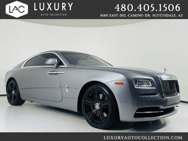 2016 Rolls-Royce Wraith for sale at Luxury Auto Collection in Scottsdale AZ