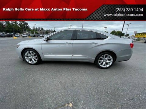2016 Chevrolet Impala for sale at Ralph Sells Cars at Maxx Autos Plus Tacoma in Tacoma WA