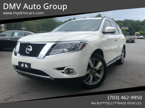 2014 Nissan Pathfinder for sale at DMV Auto Group in Falls Church VA