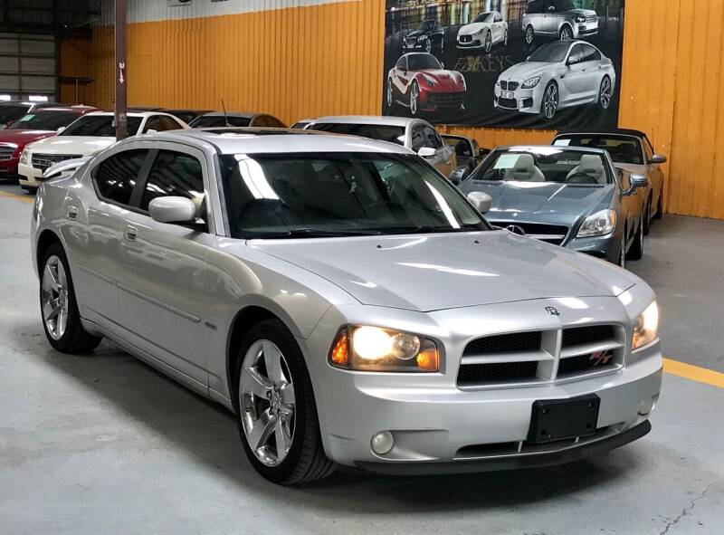 2008 Dodge Charger Rt 4dr Sedan In Houston Tx Auto Imports