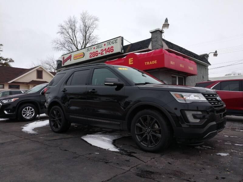 2017 Ford Explorer for sale at Economy Motors in Muncie IN