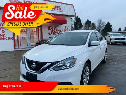 2019 Nissan Sentra for sale at King of Cars LLC in Bowling Green KY
