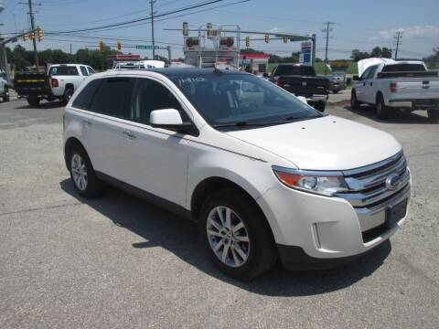 2011 Ford Edge for sale at Wally's Wholesale in Manakin Sabot VA