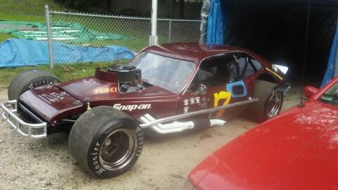 1973 Modified Race Car Troyer Chassis w a Pinto Body for sale at The Car Store in Milford MA