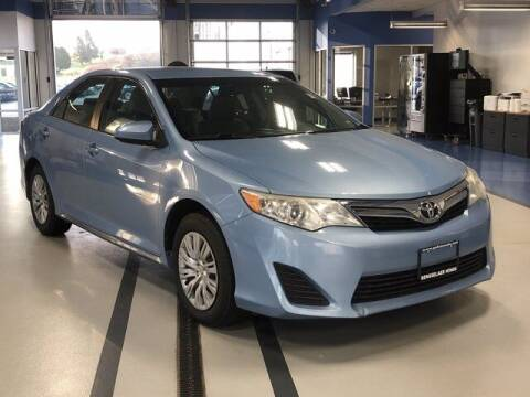 2012 Toyota Camry for sale at Simply Better Auto in Troy NY