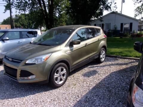 2014 Ford Escape for sale at VANDALIA AUTO SALES in Vandalia MO