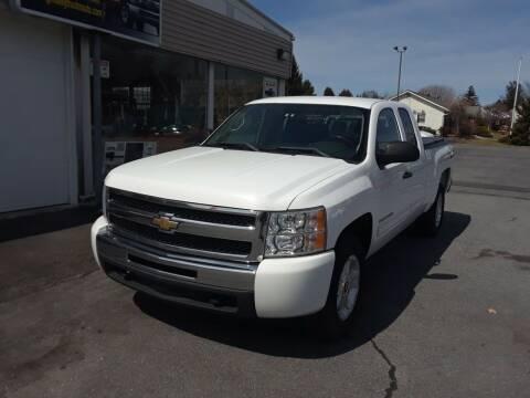 2011 Chevrolet Silverado 1500 for sale at Lehigh Valley Truck n Auto LLC. in Schnecksville PA