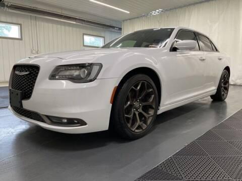 2018 Chrysler 300 for sale at Monster Motors in Michigan Center MI