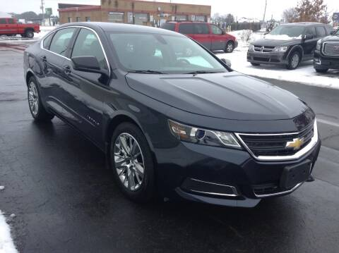 2015 Chevrolet Impala for sale at Bruns & Sons Auto in Plover WI