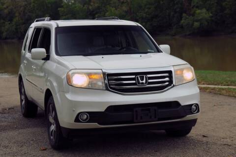 2012 Honda Pilot for sale at Auto House Superstore in Terre Haute IN