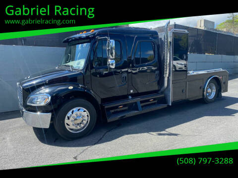 2004 Freightliner M2 106 for sale at Gabriel Racing in Worcester MA