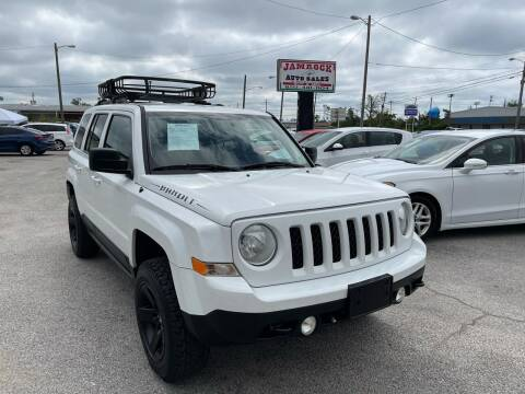 2012 Jeep Patriot for sale at Jamrock Auto Sales of Panama City in Panama City FL