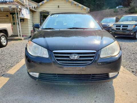 2008 Hyundai Elantra for sale at Auto Town Used Cars in Morgantown WV