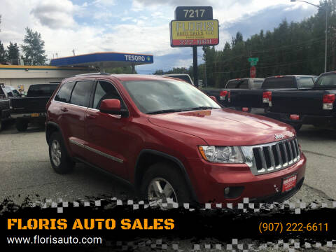 2011 Jeep Grand Cherokee for sale at FLORIS AUTO SALES in Anchorage AK