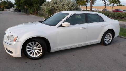 2011 Chrysler 300 for sale at Quality Motors Truck Center in Miami FL