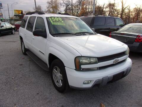2003 Chevrolet TrailBlazer for sale at Car Credit Auto Sales in Terre Haute IN