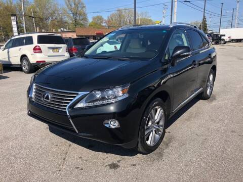 2015 Lexus RX 350 for sale at MR Auto Sales Inc. in Eastlake OH