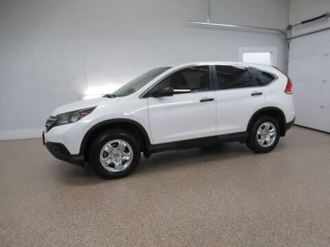 2013 Honda CR-V for sale at HTS Auto Sales in Hudsonville MI