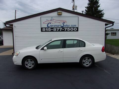 2007 Chevrolet Malibu for sale at CARSMART SALES INC in Loves Park IL