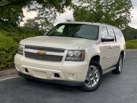 2013 Chevrolet Suburban for sale at William D Auto Sales in Norcross GA