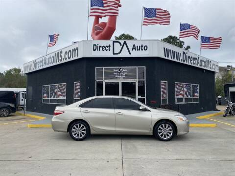 2015 Toyota Camry Hybrid for sale at Direct Auto in D'Iberville MS