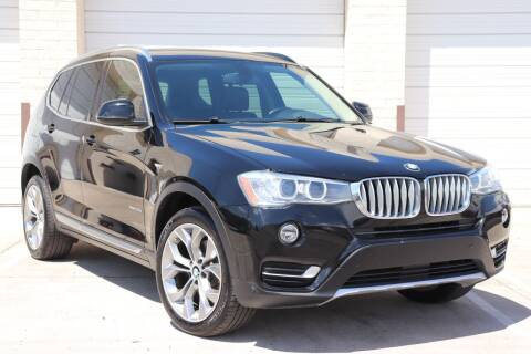 2016 BMW X3 for sale at MG Motors in Tucson AZ