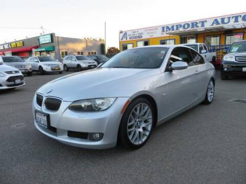 2009 BMW 3 Series for sale at Import Auto World in Hayward CA