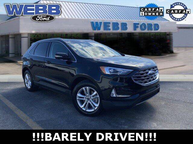 2019 Ford Edge for sale in Highland, IN