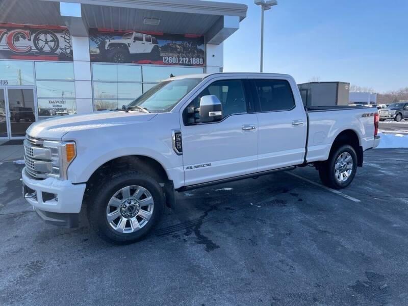 2019 Ford F-250 Super Duty for sale at Davco Auto in Fort Wayne IN