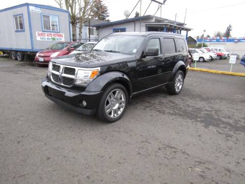 2009 Dodge Nitro for sale at ARISTA CAR COMPANY LLC in Portland OR