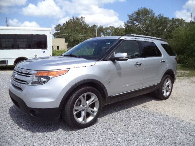 2015 Ford Explorer for sale at PICAYUNE AUTO SALES in Picayune MS