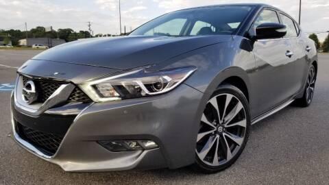 2016 Nissan Maxima for sale at Drivemiles in Marietta GA