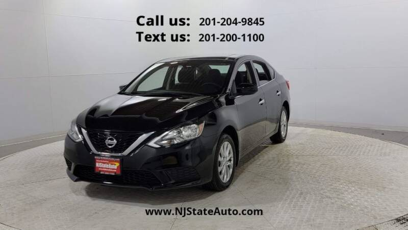 2017 Nissan Sentra for sale in Jersey City, NJ