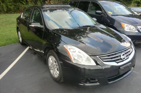 2010 Nissan Altima for sale at Glory Motors in Rock Hill SC