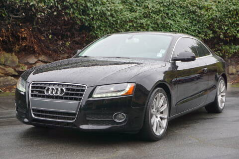 2011 Audi A5 for sale at West Coast Auto Works in Edmonds WA