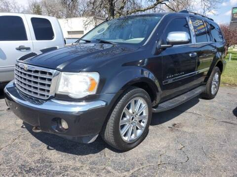 2008 Chrysler Aspen for sale at Paramount Motors in Taylor MI