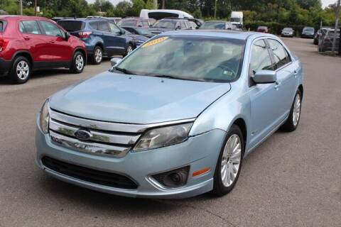 2010 Ford Fusion Hybrid for sale at Road Runner Auto Sales WAYNE in Wayne MI