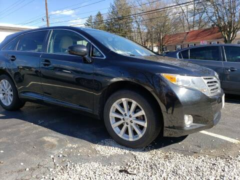 2009 Toyota Venza for sale at Highlands Auto Gallery in Braintree MA