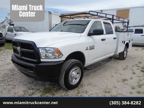 2015 RAM Ram Pickup 3500 for sale at Miami Truck Center in Hialeah FL