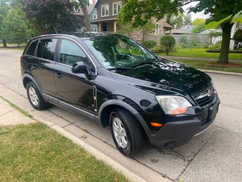 2009 Saturn Vue for sale at RIVER AUTO SALES CORP in Maywood IL