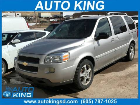 2006 Chevrolet Uplander for sale at Auto King in Rapid City SD