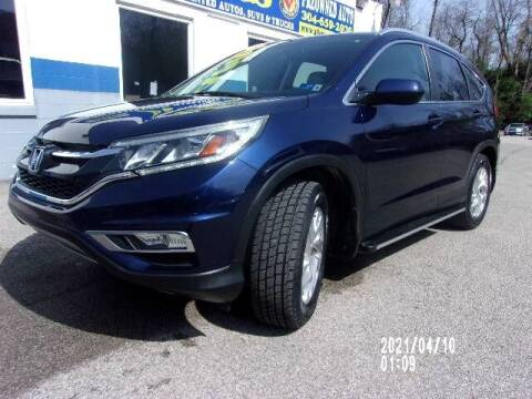 2015 Honda CR-V for sale at Allen's Pre-Owned Autos in Pennsboro WV