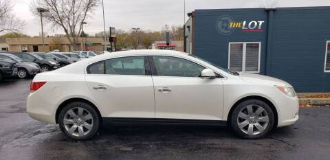 2010 Buick LaCrosse for sale at THE LOT in Sioux Falls SD