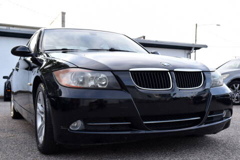 2008 BMW 3 Series for sale at Wheel Deal Auto Sales LLC in Norfolk VA
