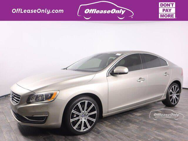 2016 Volvo S60 for sale in North Lauderdale, FL