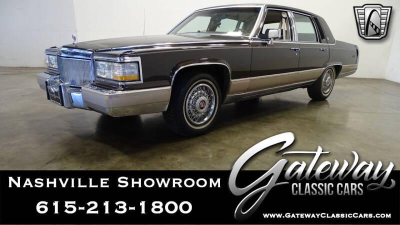 1991 Cadillac Brougham for sale in La Vergne, TN